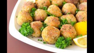 Tasty Fish Balls (Kabaab Kalluun Macaan) كرات السمك الذيذة