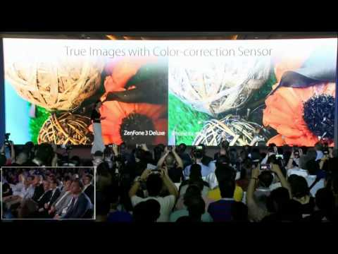 Zenvolution - 2016 Computex Press event - ZenFone 3 | ASUS Malaysia