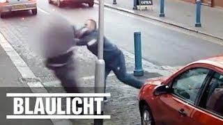 Falschparker verprügelt Ordnungshüter – Knast!