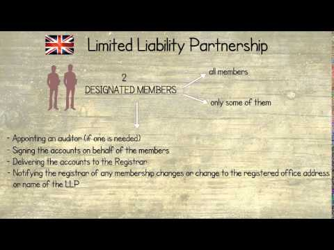 UK Limited Liability Partnership