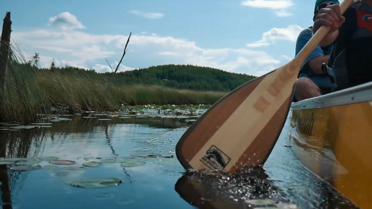 Smallmouth Fishing Canoe Trip