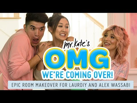 LaurDIY and Alex Wassabi's Epic Two-Tone...
