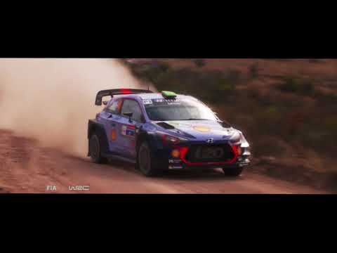 WRC 7 - Video