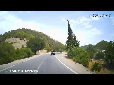 LA ROUTE N°13 OUAZZANE CHEFCHAOUEN (Partie الطريق الوطنية رقم 13وزان و شفشاون( الجزء3
