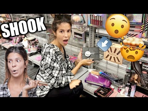 FULL FACE OF BURLINGTON  MAKEUP | what da heck