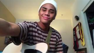 Gambar cover Alone With You (Cover) - Mac Ayres