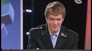 """КВН 2009, """"Свидание Штирлица с женой"""" (Бомонд, Челябинск)"""