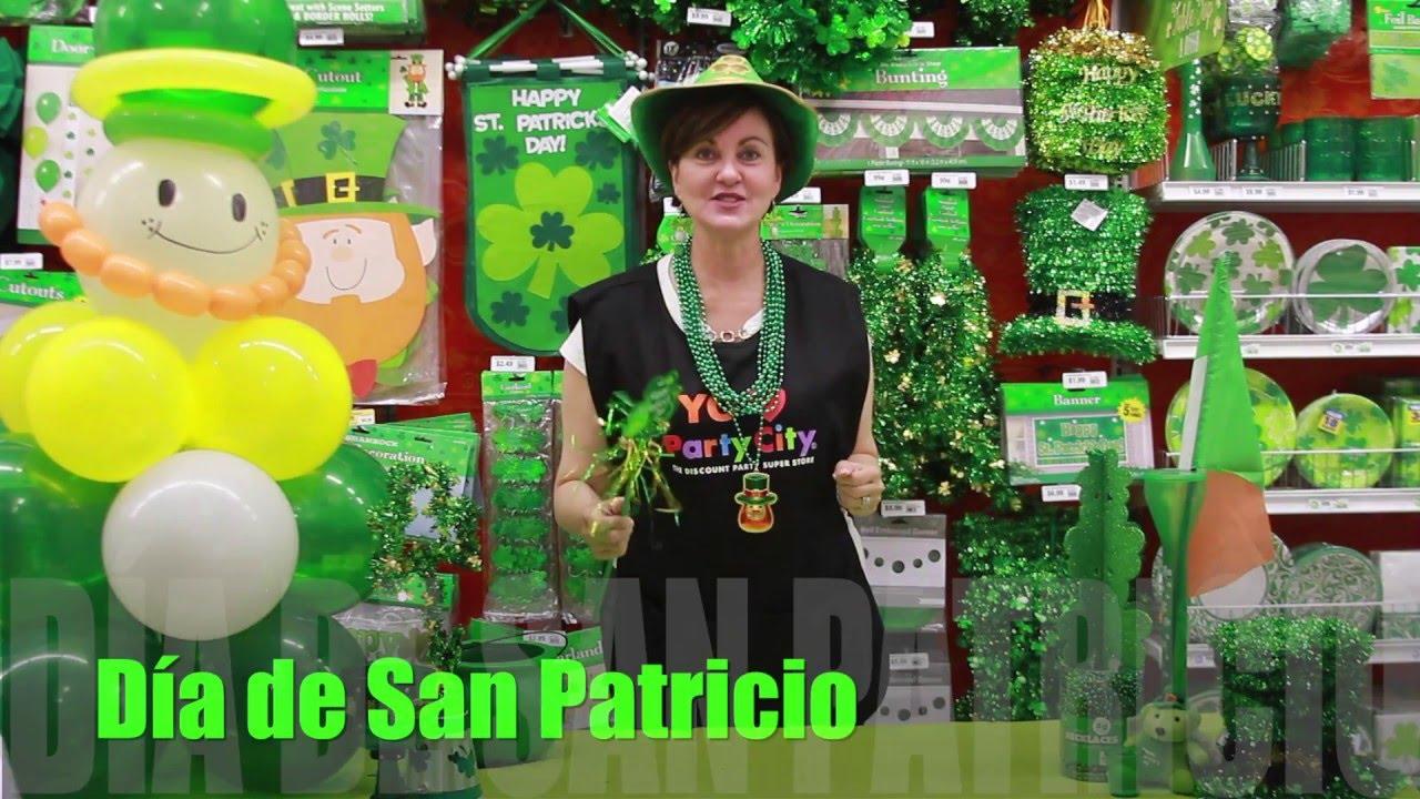 Ya Sabes Cómo Celebrar El Día De San Patricio Party City Puerto Rico