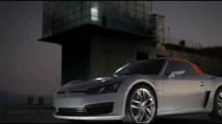 Volkswagen Concept BlueSport Videos