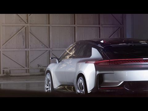 HOT.!! Faraday Future FF91 | CES 2017 | LeEco CEO says less than $300,000