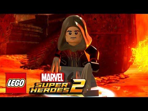 LEGO Marvel Super Heroes 2 - How To Make Alex Mercer ([PROTOTYPE])
