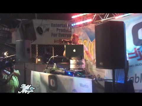Dj Magic w/ Dj Envy at idjnow.com Tour Part 1