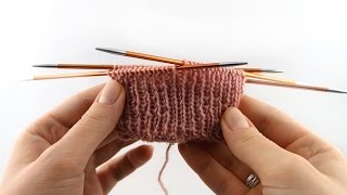 How to Knit Pairfect Socks #1 Cuff