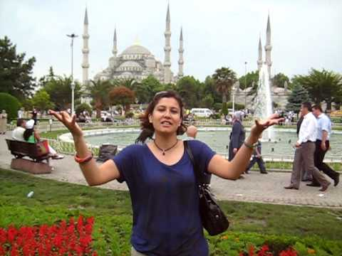 Tour Guide Nesrin in Istanbul