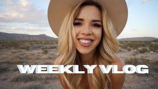 Weekly Vlog: 4th of July, Guacamole Recipe, Mom Twerking, Hueco Tanks Photoshoot, Thoughts on Life