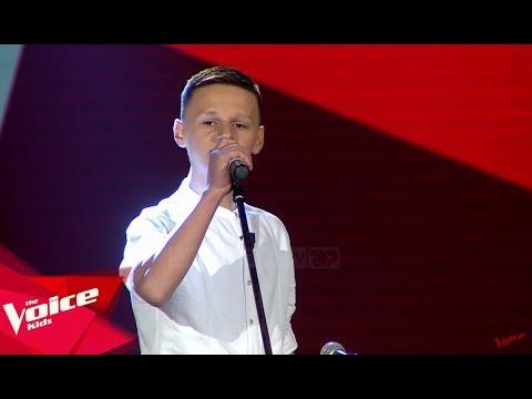 Marvin - Prej Se Jena Nda | Audicionet e Fshehura | The Voice Kids Albania 2019
