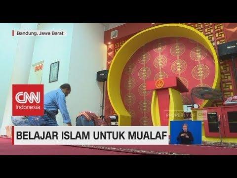 Belajar Islam untuk Mualaf