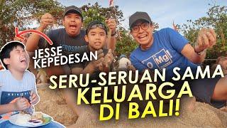 BROTHER'S DAY OUT - MENGGILA DI BALI BARENG KELUARGA!