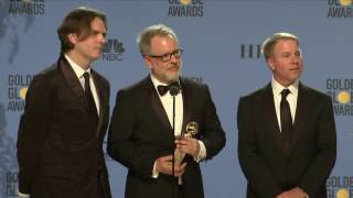 Zootopia Creators - Golden Globes 2017 - Full Backstage Interview