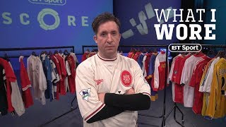 What I Wore: Robbie Fowler