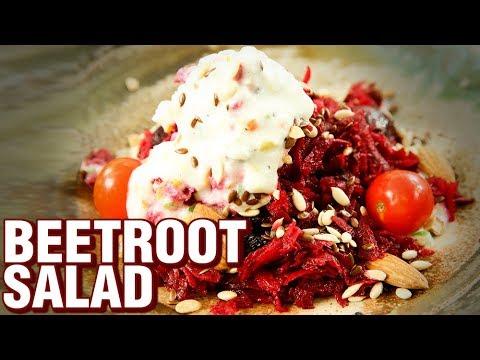 Beetroot Salad   Healthy Salad Recipes   Easy Salad Recipes   Chef Rishim Sachdeva
