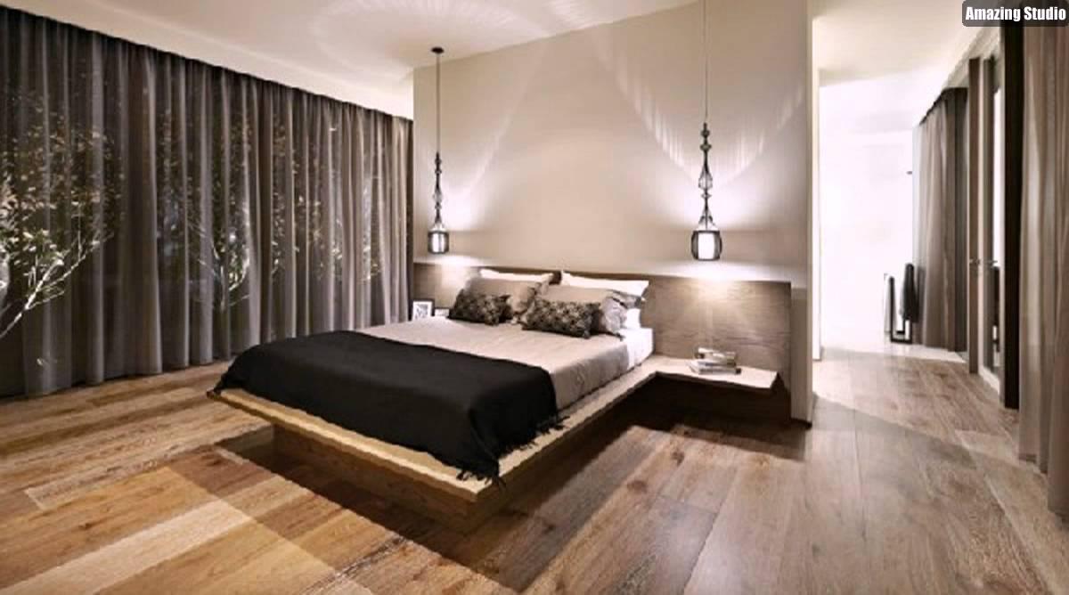 Modern Bedroom Design Carpenter Street Youtube