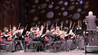 Arcadia High School Orchestra III - @ 2015 AUSD Fall String Concert
