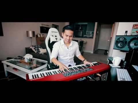 DESPACITO - IMPROVISED Piano cover by Jervy Hou