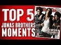 Jonas Brothers Career Highlights - A Look Back in Time: Top 5 Fridays