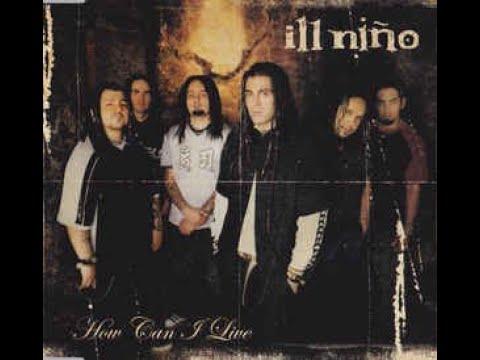 Ill Nino - How can I live (lyrics video)