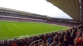 Video Gol Pertandingan Middlesbrough vs AFC Bournemouth