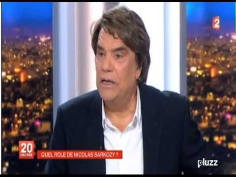 Bernard Tapie face à David Pujadas le 1er juillet 2013
