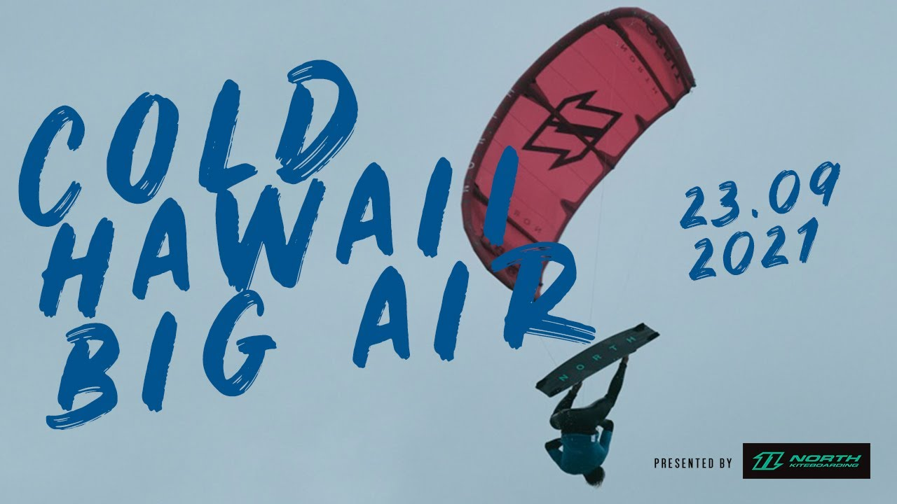 Download Cold Hawaii Big Air presented by NORTH KITEBOARDING
