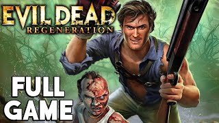 Evil Dead Regeneration Full Walkthrough | Longplay