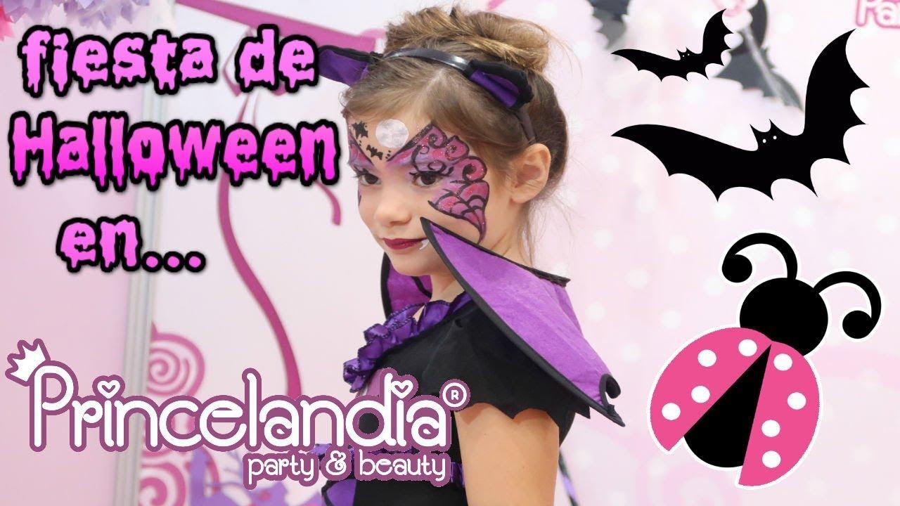 Fiesta De Halloween En Princelandia Gana Una Entrada Y Ven Conmigo Sorteo Youtube