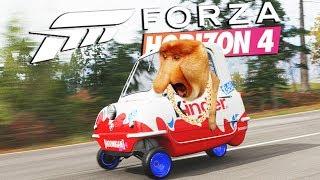 Zagrajmy w FORZA HORIZON 4 PL #20 - NAJMNIEJSZE AUTO NA ŚWIECIE - 4K