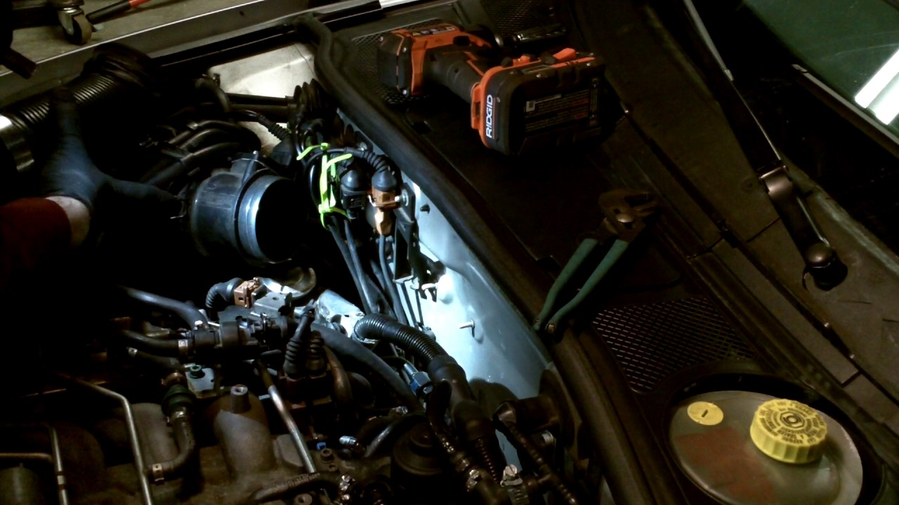 Audi 27t Engine Vacuum Diagram Trusted Wiring B5 S4 2002 Ep 175 Leaking 2 7t Heater Hose Elbow Replacement Vw 18t