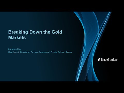 Breaking Down the Gold Markets