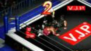 Fire Pro Wrestling G Review-PSX