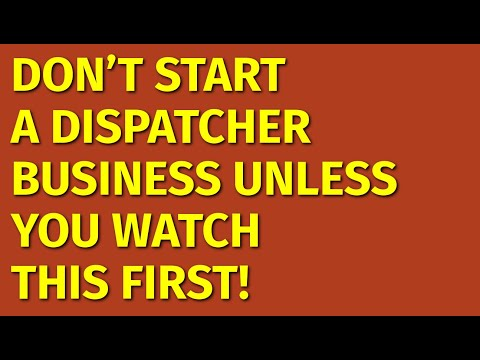 how-to-start-a-dispatcher-business-|-including-free-dispatcher-business-plan-template