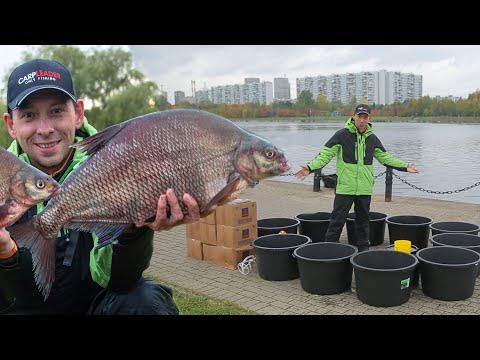 Что будет, если закормить 100кг прикормки за одну рыбалку и как ловить РЕКОРДНЫХ ЛЕЩЕЙ