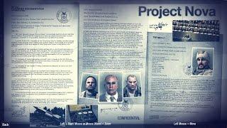 Call of Duty: Black Ops - Campaign - Project Nova Gameplay Veteran