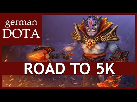 Road to 5K: Lion Dota 2 - Let's Play Dota 2 Gameplay German / Deutsch