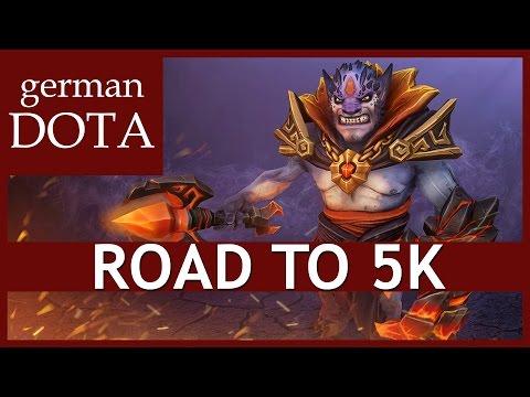 Road to 5K: Lion Dota 2 - Let's Play Dota 2 Gameplay German / Deutsch