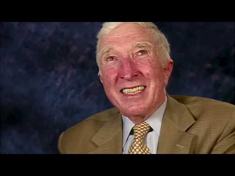 John Updike interview on his Life and Career (2004)