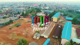 COOL NYSC TOUR - LAGOS STATE TAKEOVER