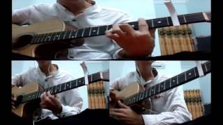 Tàn phai giấc mơ guitar cover 周杰倫, 陽明山, 算什麼男人 What kind of man guitar 天涯过客