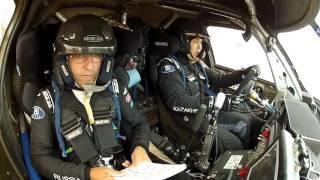 Astana Motorsports преодолела этап длиною 666 километров в полном составе