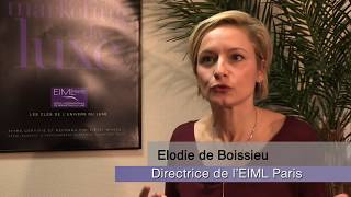 EIML Paris | Pourquoi choisir l'EIML Paris, l'École Internationale de Marketing du Luxe