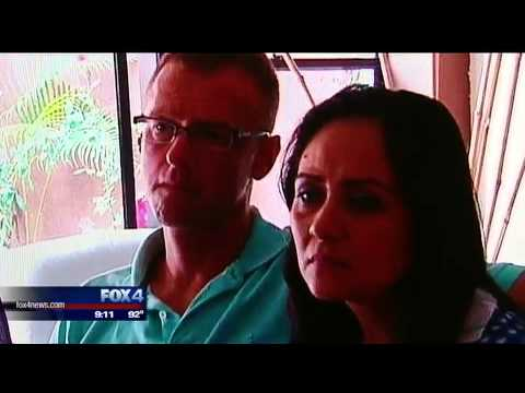 Baby switched at birth returned to Dallas couple